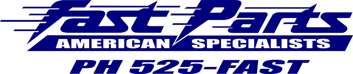 fast parts logo american specialists